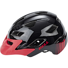 Bell Sidetrack Helmet Youth black/red
